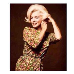 Wearing Emilio Pucci 1964